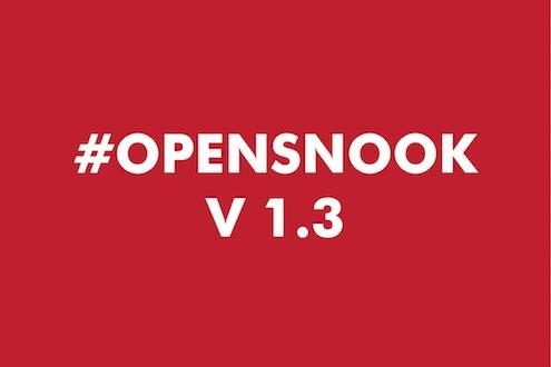 OpenSnook V 1.3