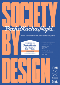 Society by Design Pecha Kucha