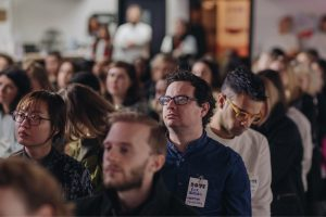 Crowd at DOTI Fest 2019